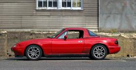 The ratty Miata