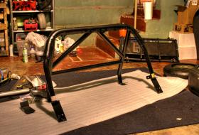 Rollbar before it was installed.