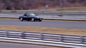 My favorite, the Mazda MX-5, at LRP.