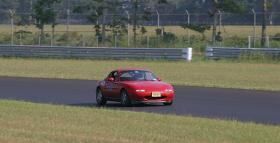 "<a href=""http://www.emraracing.org\"">EMRA</a> Time Trial - July 12, 2008The slow driver and his Miata at Lightning Raceway at <a href=\""http://www.njmotorsportspark.com\"">New Jersey Motorsports Park </a> in Millville, NJThanks to Rob for the photo"